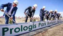 A Prologis portfóliója elérte a 4,52 millió négyzetmétert