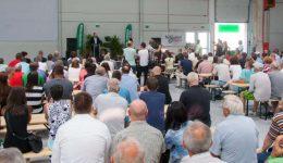 Új raktárépületet avatott a Schneider Electric Zalaegerszegen