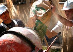 KSH: lassult az építőipar visszaesése júniusban
