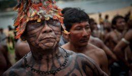 Világhírességek támogatják a gigantikus brazil vízerőmű által fenyegetett munduruku indiánokat