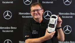 Kecskeméti Mercedes-Benz Gyár: szabadidős program lett a gyárlátogatás