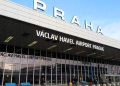 Megugrott a prágai Václav Havel repülőtér utasforgalma