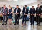 Új gyártó- és raktárcsarnokot adtak át az EGLO Magyarország Kft.-nél Pásztón