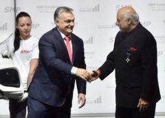 Új gyáregységet nyitott az indiai, autóipari Samvardhana Motherson cégcsoport Kecskeméten