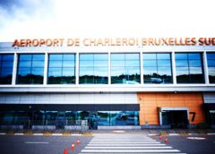 Növekedett a charleroi-i reptér forgalma 2017-ben