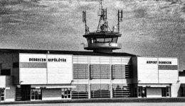 Rekordforgalom a debreceni repülőtéren