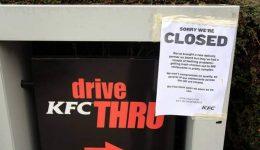 KFC-blamázs: működési szintű problémák a DHL-nél