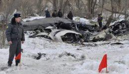 Oroszországi légi katasztrófa: befejezték a helyszíni vizsgálatot