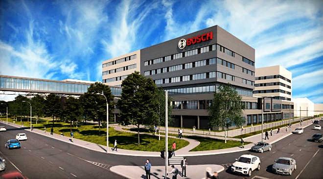 Kétszámjegyű árbevétel-növekedést ért el a Bosch tavaly Magyarországon