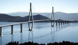 Horvátország aláírta a Peljesac-híd megépítéséről szóló dokumentumokat egy kínai céggel
