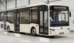 Novemberben állhatnak forgalomba a debreceni Mercedes-buszok